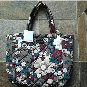 🆕️NWT Marc Jacobs Floral Quilted Tote